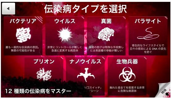 【有料だけど本当にオススメ!!】戦略ゲーム「Plague Inc. -伝染病株式会社-」。