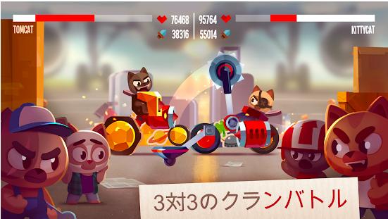 最強のオリジナルマシンを作ってバトル!「CATS: Crash Arena Turbo Stars 」